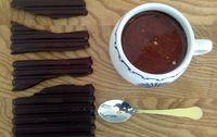 Chocolat noir bio 76% équitable - Les Paniers Davoine 1