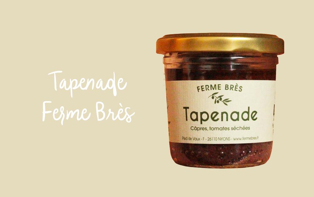 Tapenade aux câpres et tomates séchées bio 1