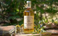 Huile d'olive bio pure variété Frantoio