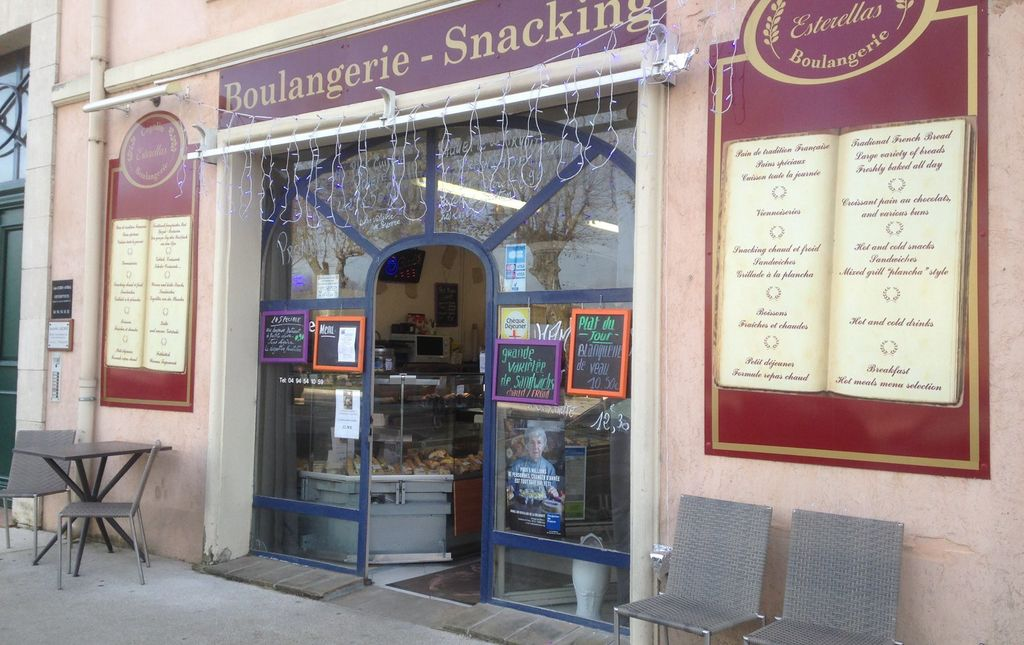 Boulangerie Esterrelas