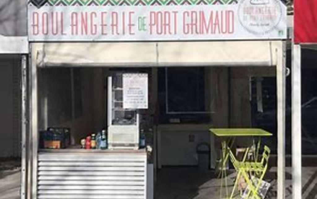 Boulangerie biologique de Port Grimaud