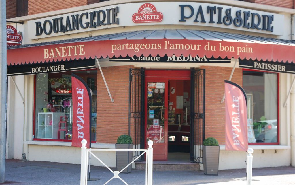 Boulangerie C. Medina