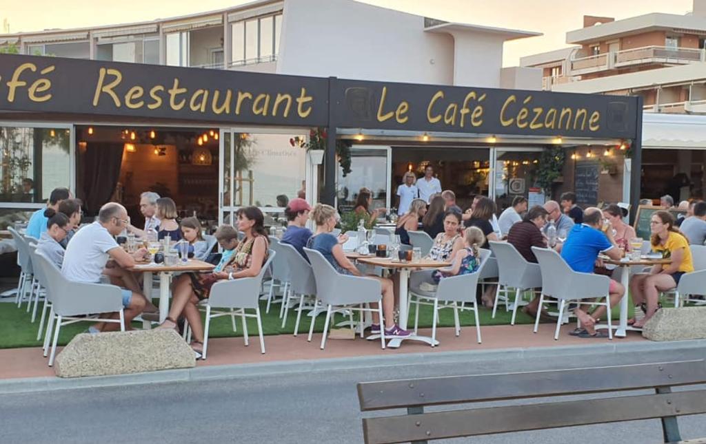Le Café Cézanne