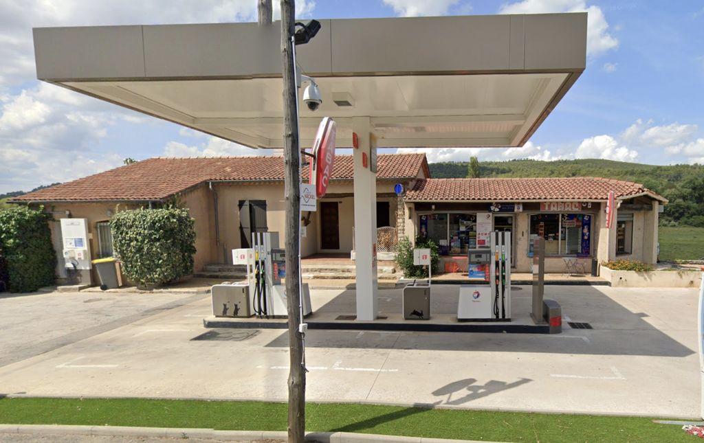 Station Total Forcalqueiret