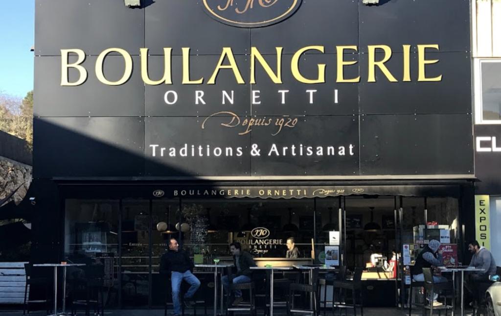 Boulangerie Ornetti