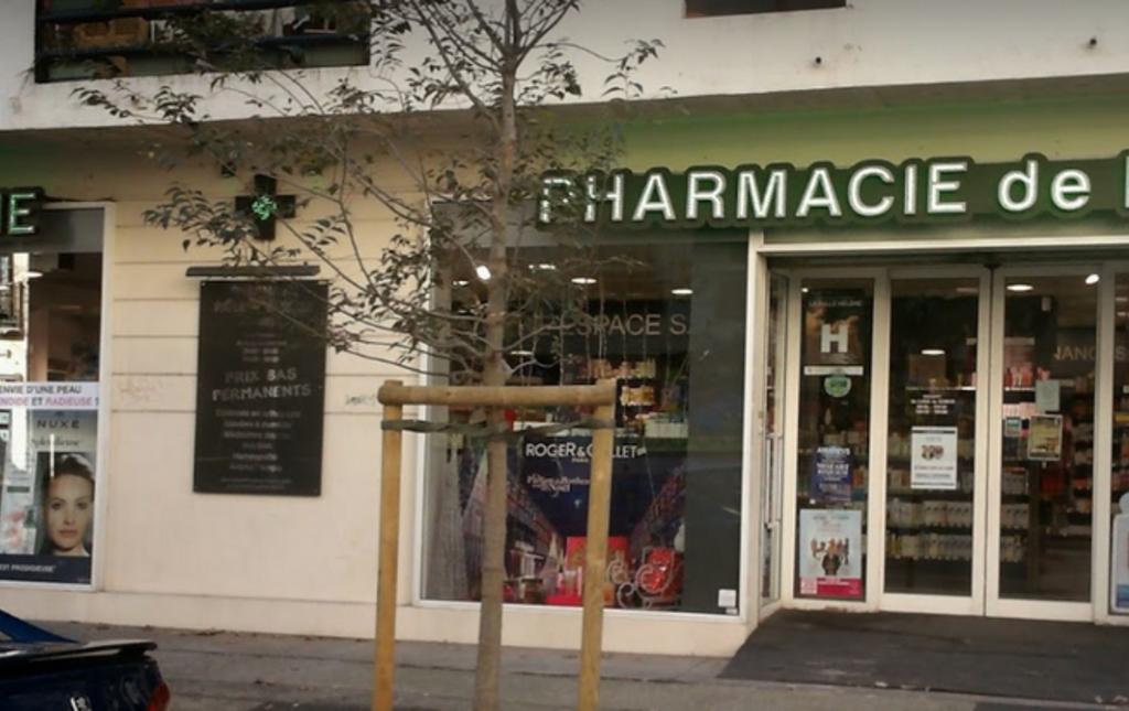 Pharmacie la Mitre