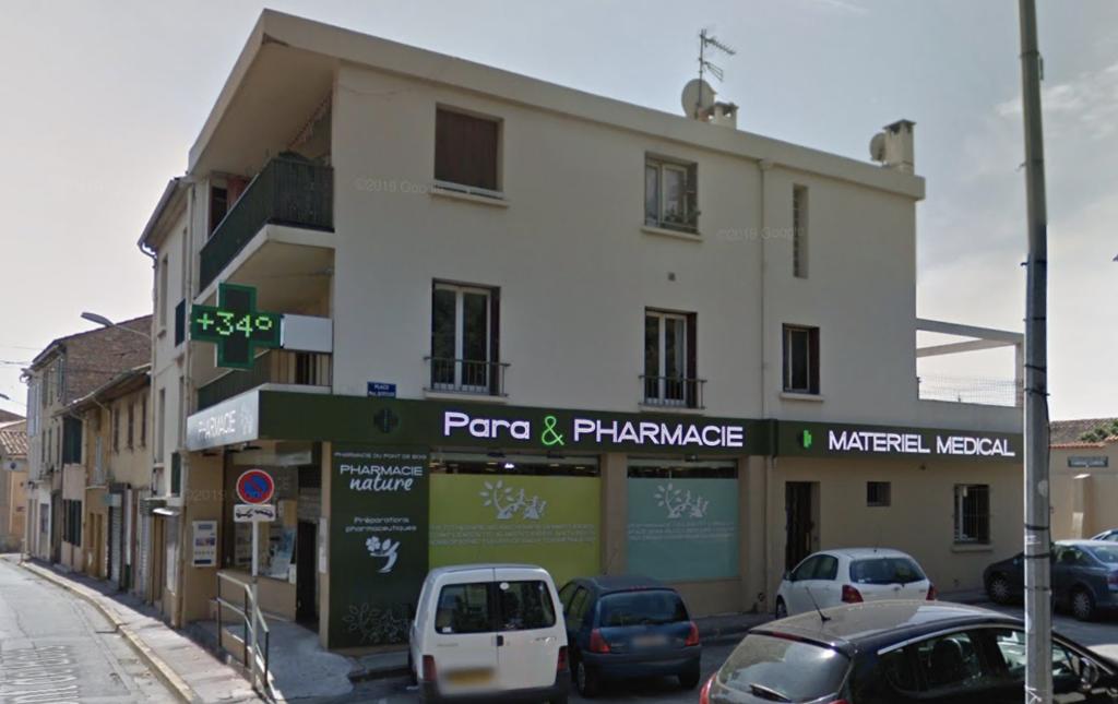 Pharmacie du Pont de Bois