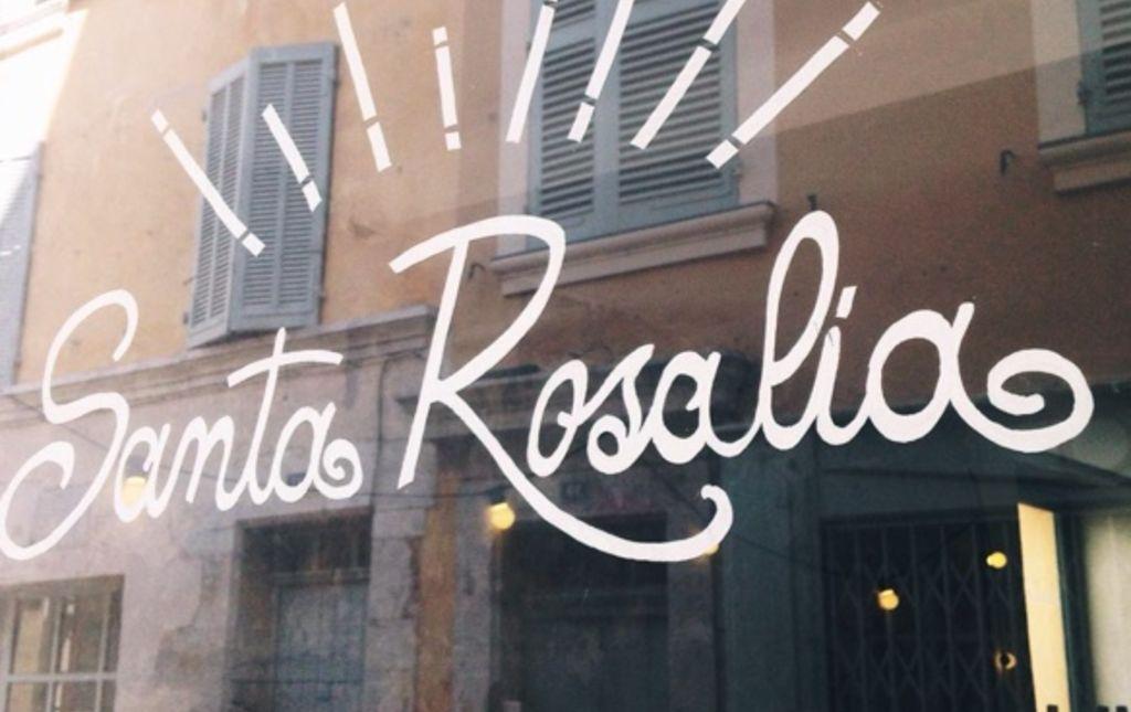 Le Santa Rosalia